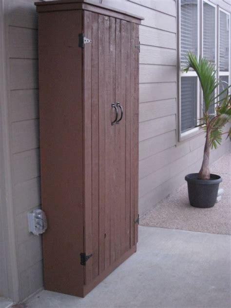 Outdoor Storage Cabinet Finished  Shanty 2 Chic. Bi Fold Closet Doors. Man Door In Garage Door. Mirrored Shower Doors. Hooks For Garage. Bookcase With Door. Insulation For Garage Ceiling. Lowes Garage Door Opener Parts. Garage Ceiling Hooks