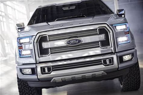 Ford Atlas Concept Hints At 2015 F-150