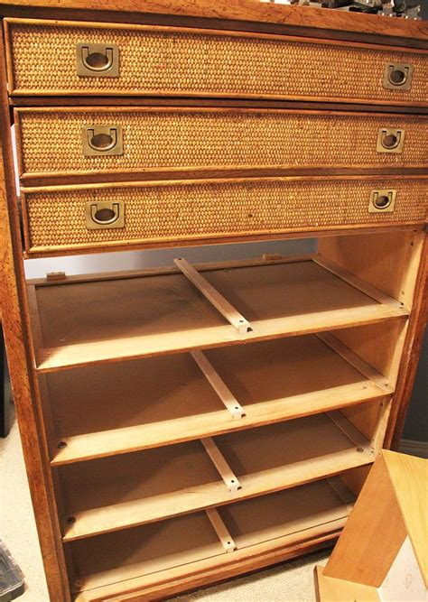 mcm dresser rescue   hardware  drawer