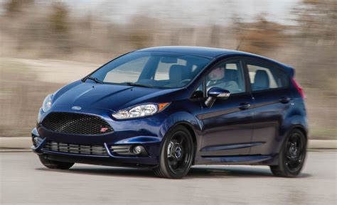 2016 Ford Fiesta St Quick Take