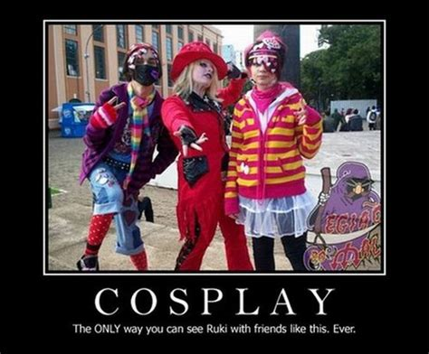 Funny Cosplay Quotes