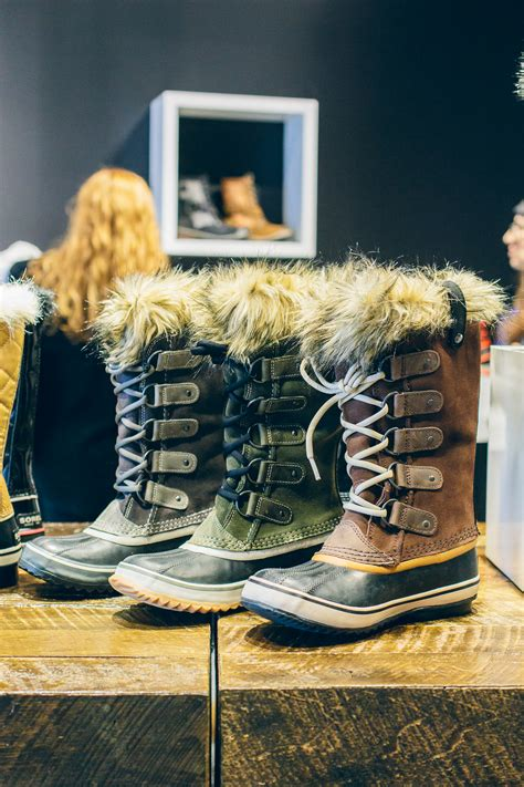 sorel boots snow winter thefoxandshe