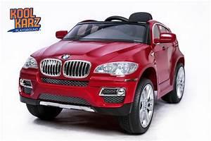 BMW X6 Electric Ride On Toy Car – Y's Boutique Unique