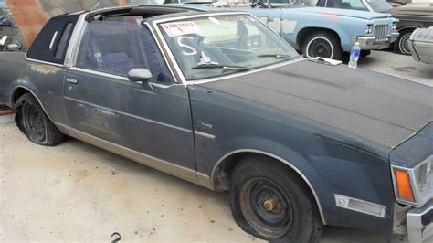 Turbo Buick Parts by 1983 Buick Regal Turbo T Top 83bu1666d Desert Valley