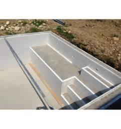 Construction Escalier Piscine Beton by Kit Bloc Polystyr 232 Ne Facilobloc 224 Bancher Pour Piscine