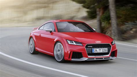 2017 audi tt rs top speed