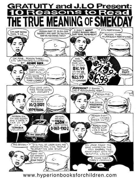 the true meaning of smekday | Read Me: Juvenile Fiction