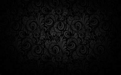 amazing black pattern design hd wallpaper