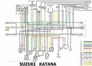 Suzuki Katana 50 Brak Iskry