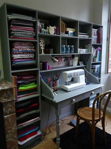 comment organiser une chambre de couture