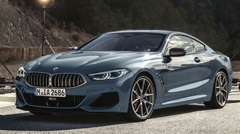 BMW 2019 : The 2019 Bmw 8 Series Coupe Is A 530-hp V8 Stunner