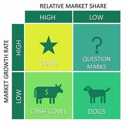 Matrix Bcg Portfolio Analysis Strategy Corporate Growth