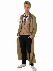 Adult Dr Who 10Th Doctor David Tennant Outfit Fancy Dress Costume Gents Male   eBay