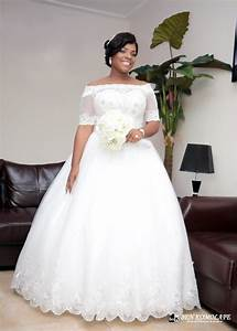 2016 vintage beaded lace plus size ball gown african for Illusion sleeve wedding dress
