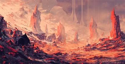 Journey Artwork Fantasy Surreal Wallpapers Allwallpaper Artstation