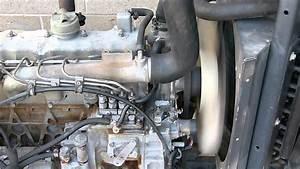 Used Kubota Engine