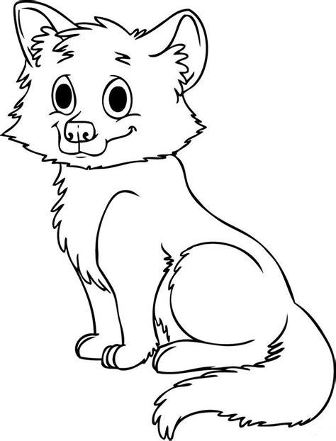 dessin de loup assis 20 dessins de coloriage loup 224 imprimer gratuit 224 imprimer