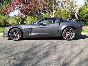 Sold 2012 Corvette Grand Sport Coupe 3LT Cyber Gray Metallic 6 Speed Manual CorvetteForum