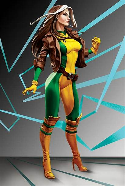 Rogue Marvel Deviantart Comics Comic Characters Hq