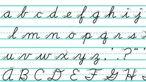 Why Should The Government Mandate Cursive Writing In Schools?  Tom Liberman