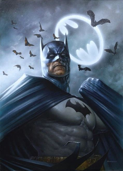 Batman Art By Greg Staples — Geektyrant