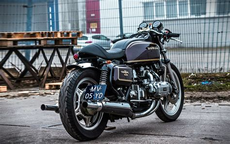 Honda Goldwing By Ironwood Custom Motorcycles