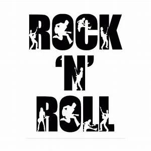 Rock N Roll Deko : buy 11cm 14cm creative fashion rock n roll personalized music car stickers c5 ~ Sanjose-hotels-ca.com Haus und Dekorationen