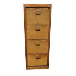 desk file cabinet wood 56 5 quot vintage industrial age wood filing cabinet