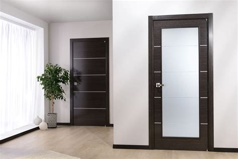 Inside Doors : Black Entrance And Interior Doors For Your Home