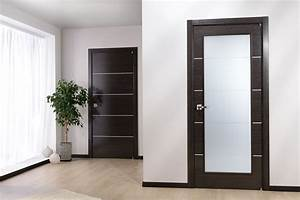 black entrance and interior doors for your home With apartment closet doors