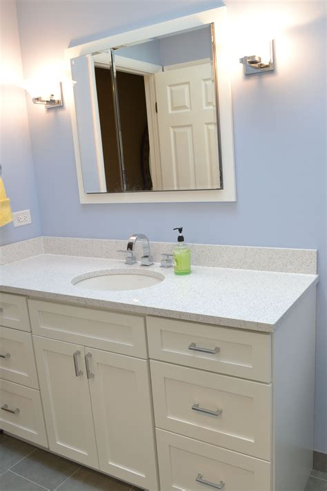 cambria quartz color whitney paired  painted white