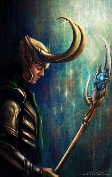Loki Thor Fan Art Loki Cartoon Pinterest