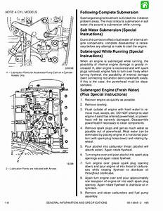 Mercury Mariner Outboard 75 Hp Service Repair Manual