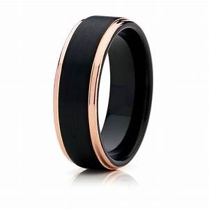 Diamond and tungsten carbide the perfect combination for for Wedding rings for men tungsten