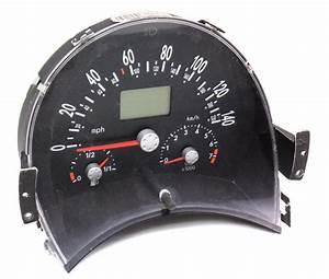 Gauge Instrument Speedometer Cluster 13k 02-03 Vw Beetle 2 0 At