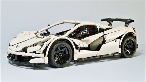 lego technic supercar lego technic icarus supercar with sbrick