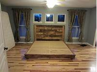how to make a platform bed frame How to Build a Wooden Bed Frame: 22 Interesting Ways | Guide Patterns