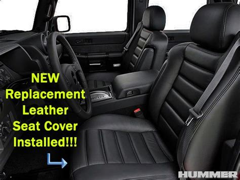 2005 Hummer H2 Sut Truck Heated Seats *driver Bottom