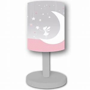 Lampe Chambre Fille : abat jour lampe de chevet enfant design de maison ~ Preciouscoupons.com Idées de Décoration
