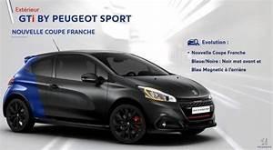 Peugeot 208 Gti Prix : peugeot 208 prix et nouvelle gamme en f vrier 2017 photo 8 l 39 argus ~ Medecine-chirurgie-esthetiques.com Avis de Voitures