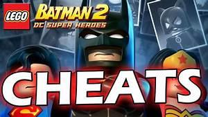 Lego Batman 2 Dc Super Heroes Bonus Episode 4 Cheats