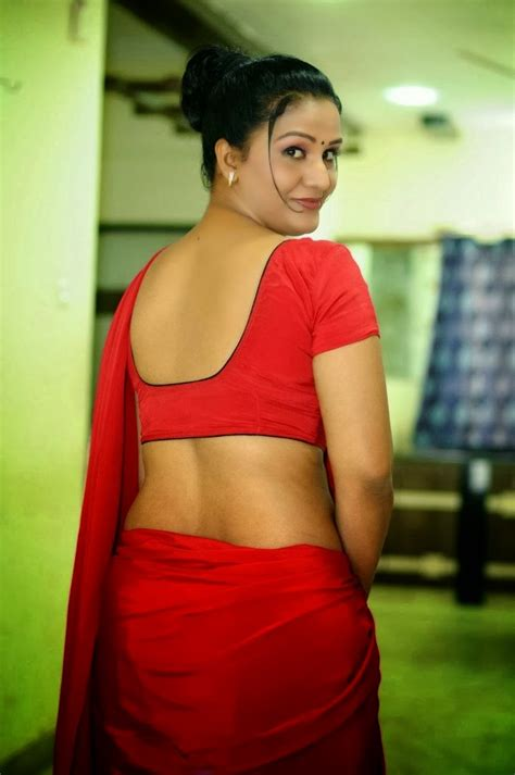 Actress Removing Saree to Show Cleavage in Blouse | No 1 Hot & Spicy Entertainment Portal For ...
