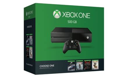xbox name your game xbox one 500gb console name your bundle groupon