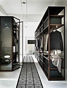 Offener Schrank Vorhang : wie k nnen sie einen begehbaren kleiderschrank selber bauen ~ Markanthonyermac.com Haus und Dekorationen