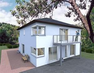 couleur maison construction etude coquelicot maison With exemple plan de maison 2 couleur maison construction etude maison cubique azur
