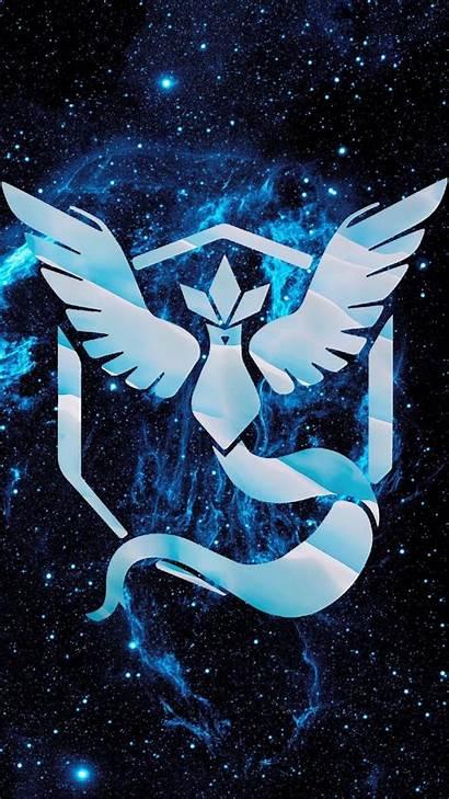Mystic Team Wallpapers Iphone Pokemon Galaxy Edge