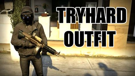 GTA 5 Online Dope Tryhard Outfit Tutorial | All Consoles - YouTube