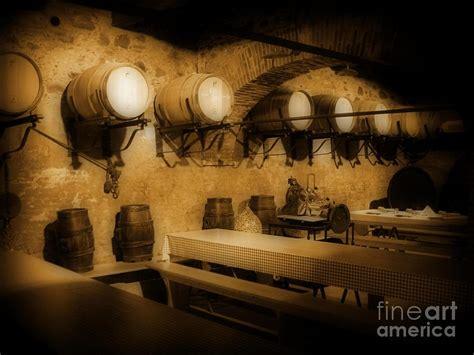 ye  wine cellar  tuscany photograph  john malone