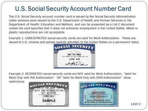 social security number account generator