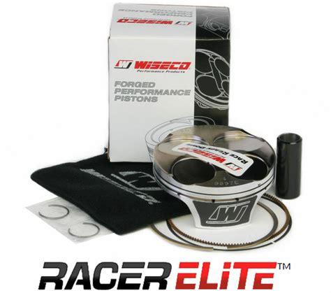 wiseco ktm sxf  sxf racer elite piston kit  mm
